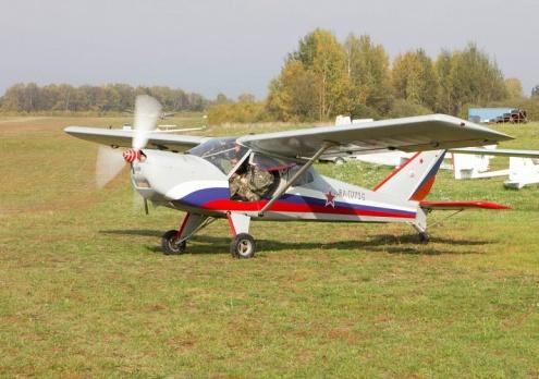 30 минут полета на АИ-10 «ИКАР» + видеосъемка