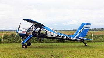Обучение пилотированию, полет на Вильга-35М (30 мин.)