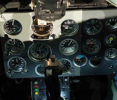 Учебный полет на технически совершенном симуляторе Л-39 (теория и практика) от poletomania