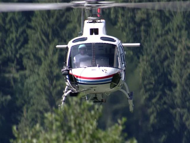 Полет на вертолете Eurocopter 350 над МКАД (45 мин.) от poletomania