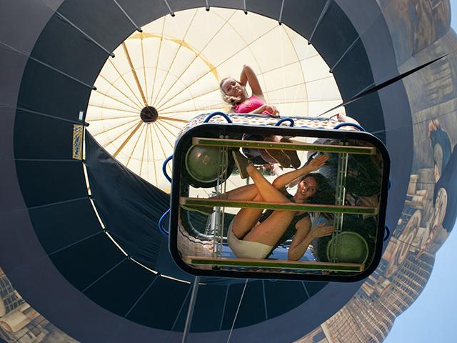 """Индивидуальный полет на воздушном шаре """"Экстрим"""" для двоих от poletomania"""