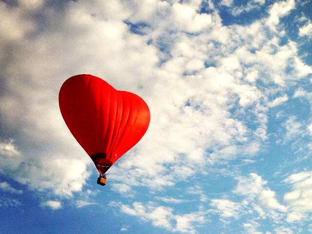 Индивидуальный полет на воздушном шаре (для четверых) + видео от poletomania