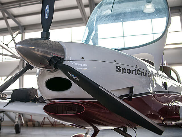 20 минут полета на Sport Cruizer от poletomania
