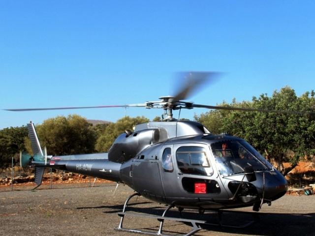 Мастер-класс на вертолете Eurocopter 350 (30 мин.)