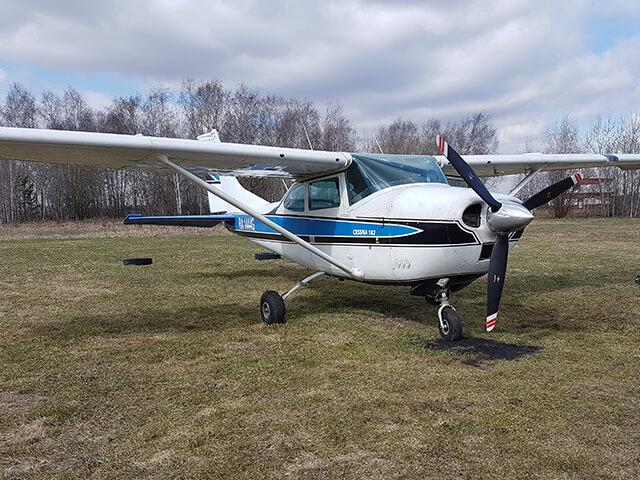 Ознакомительный полет на Cessna-182 (30 мин.) от poletomania