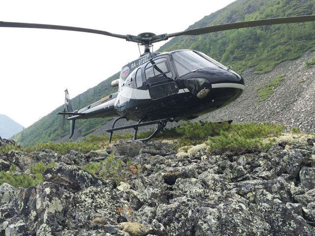 Полет в группе на вертолете Eurocopter 350 (3 чел.) от poletomania