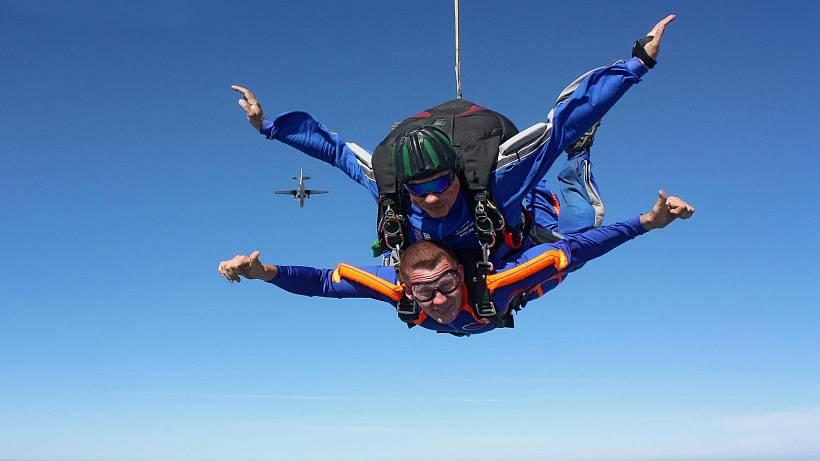 Прыжки с парашютом бизнес план план бизнес операции